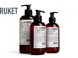 L:A Bruket – ekologiska tvålar m.m.