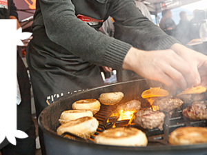 Boka grillkurs med Weber hos Mur & Kaminkultur