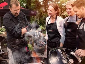 Grillkurs med Weber hos Mur & Kaminkultur!